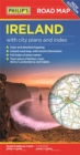 Philip's Ireland Road Map - Book
