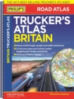Philip's Trucker's Road Atlas of Britain - Book
