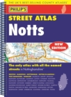 Philip's Street Atlas Nottinghamshire - Book