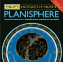 Philip's Planisphere (Latitude 51.5 North) : For use in Britain and Ireland, Northern Europe, Northern USA and Canada - Book