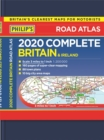 2020 Philip's Complete Road Atlas Britain and Ireland : (De luxe hardback edition) - Book