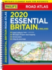 2020 Philip's Essential Road Atlas Britain and Ireland : (A4 Spiral binding) - Book