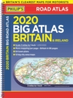 2020 Philip's Big Road Atlas Britain and Ireland : (A3 Spiral binding) - Book