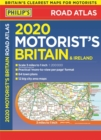 Philip's Motorist's Road Atlas Britain and Ireland : (Large-format paperback) - Book