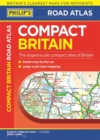 Philip's Compact Britain Road Atlas : Flexi A5 - Book