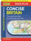 Philip's Concise Atlas Britain : Spiral A5 - Book