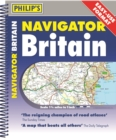 Philip's Navigator Britain Easy Use Format - Book