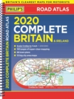 2020 Philip's Complete Road Atlas Britain and Ireland : (A4 Spiral Binding) - Book