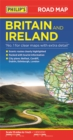 Philip's Britain and Ireland Road Map - Book