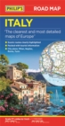 Philip's Italy Road Map - Book