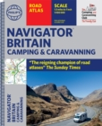 Philip's Navigator Camping and Caravanning Atlas of Britain : (Spiral binding) - Book
