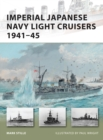 Imperial Japanese Navy Light Cruisers 1941-45 - Book