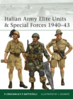 Italian Army Elite Units & Special Forces 1940-43 - Book