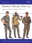 Modern African Wars (2) : Angola and Mozambique 1961 74 - eBook