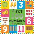 First 100 Numbers : First 100 Board Book - Book