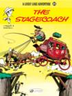 Lucky Luke 25 - The Stagecoach - Book
