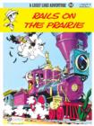 Lucky Luke 32 - Rails on the Prairie - Book