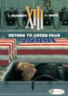 Return to Green Falls - Book