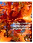 Understanding Counselling and Psychotherapy - Book