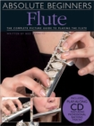 Absolute Beginners : Flute - Book