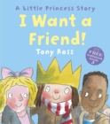 I Want a Friend! - Book