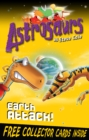 Astrosaurs 20: Earth Attack! - Book