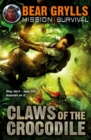 Mission Survival 5: Claws of the Crocodile - Book
