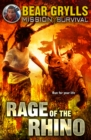 Mission Survival 7: Rage of the Rhino - Book