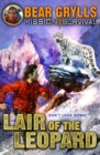 Mission Survival 8: Lair of the Leopard - Book