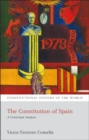 The Constitution of Spain : A Contextual Analysis - Book