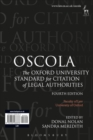 OSCOLA : The Oxford University Standard for Citation of Legal Authorities - Book