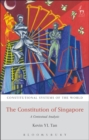 The Constitution of Singapore : A Contextual Analysis - Book