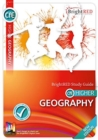 Bright Red Higher Geography New Edition Study Guide - Book
