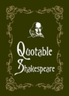 Quotable Shakespeare - Book