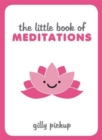 The Little Book of Meditations - Book