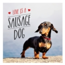 Love is a Sausage Dog - Book