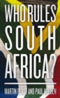 Who Rules South Africa? - eBook