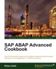 SAP ABAP Advanced cookbook - eBook