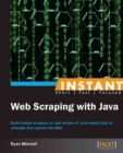 Instant Web Scraping with Java - eBook
