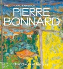 Pierre Bonnard : The Colour of Memory - Book