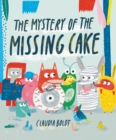 The Mystery of the Missing Cake - Book