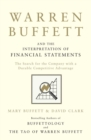 Warren Buffett and the Interpretation of Financial Statements : The Search for the Company with a Durable Competitive Advantage - eBook