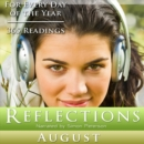 Reflections : August - eAudiobook