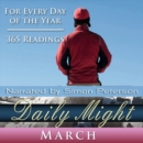 Daily Might : March - eAudiobook