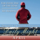 Daily Might : April - eAudiobook