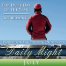 Daily Might : July - eAudiobook