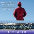 Daily Might : December - eAudiobook