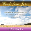 Words from Jesus : February - eAudiobook