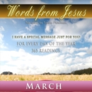 Words from Jesus : March - eAudiobook
