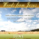 Words from Jesus : June - eAudiobook